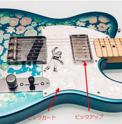 Fender Japan '69 Reissue Telecaster Blue Flower
